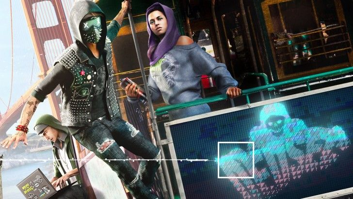 DedSec Watch Dogs 2 Wrench Sitara and Josh Wallpaper