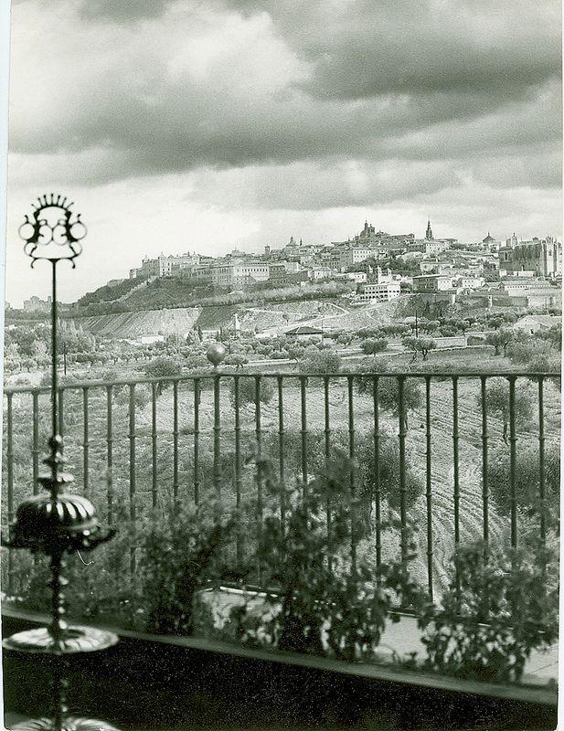 El Cigarral del Ángel en los tiempos de la poetisa Fina de Calderón. #Toledo