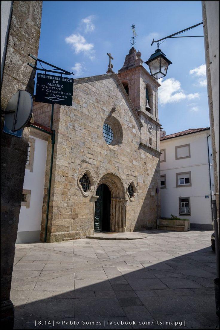 Igreja Matriz / Iglesia Matriz / Great Church.[2014 - Monção - Portugal] #fotografia #fotografias #photography #foto #fotos #photo #photos #local #locais #locals #cidade #cidades #ciudad #ciudades #city #cities #europa #europe #tourism #igrejas #iglesias #churches @Visit Portugal @ePortugal
