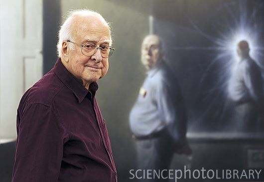 Peter Higgs, (born 29 May 1929) is a British theoretical physicist and emeritus professor at the University of Edinburgh. He is best known for his 1960s proposal of broken symmetry in electroweak theory, explaining the origin of mass of particles. This so-called Higgs mechanism predicts the existence of a new particle the Higgs boson. CERN announced on July 4th, 2012 that they had experimentally established the existence of a Higgs-like boson.