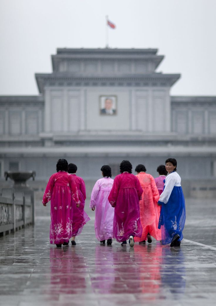 North Korea memorial in Pyongyang