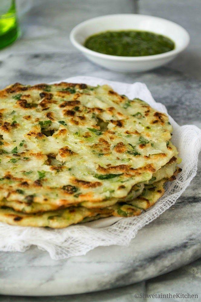 Cucumber Thalipeeth - Savory Cucumber Pancakes - Kakdi Thalipeeth