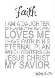 FAITH~ what great value!Remember This, Inspiration, God, Quotes, Faith, Jesus, Young Women, Daughters, Lds