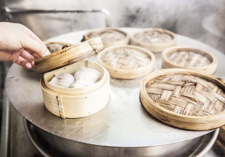 Happy D's - Get free dumplings on opening day. 169 Regent St, Redfern