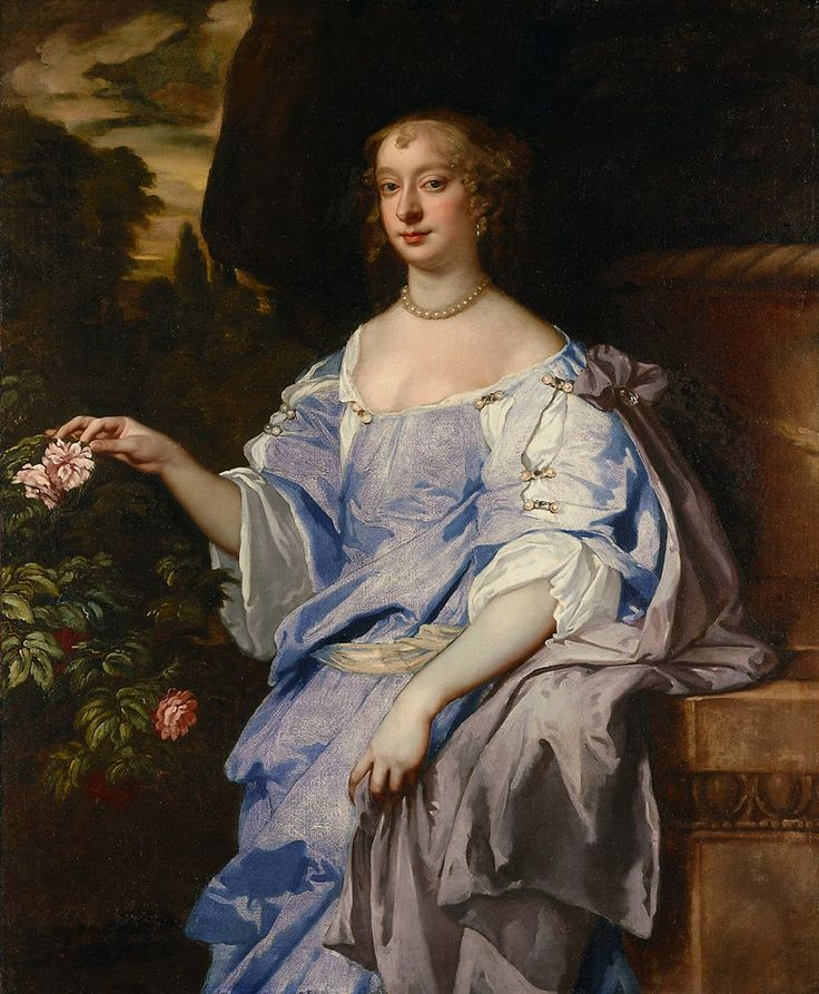Portrait of Lady Penelope Spencer Sir Peter Lely (Netherlands, Europe), late 1660s Oil on canvas 47 1/2 x 39 1/2 in. (120.65 x 100.33 cm) (canvas) 55 1/4 x 46 7/8 x 4 1/2 in. (140.34 x 119.06 x 11.43 cm) (outer frame) Gift of Sumner T. McKnight 47.59
