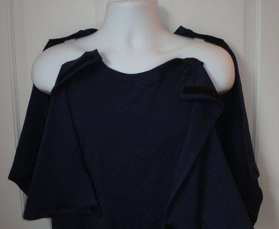 Unisex Post Surgery Clothing / Shoulder Surgery by ShoulderShirts