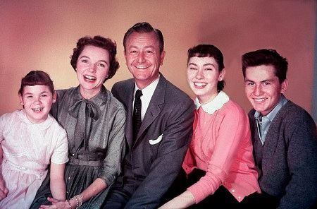 """FATHER KNOWS BEST premiered on CBS in October 1954 and has been part of the American cultural fabric ever since. The program's depiction of a """"typical"""" mid-century, middle-class, Midwestern American family is fondly remembered by many of us who grew up watching the show and rather enviously thinking: """"Oh. So this is what happens in all the other houses."""""""