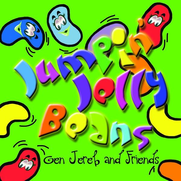SensoryTools.net Australia - CD-Jumpin Jellybeans