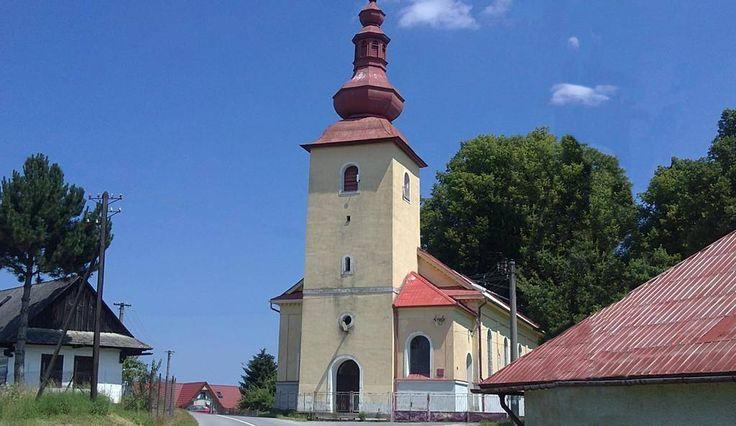 Ranogotický kostol zo 14 storočia v Ivančinej