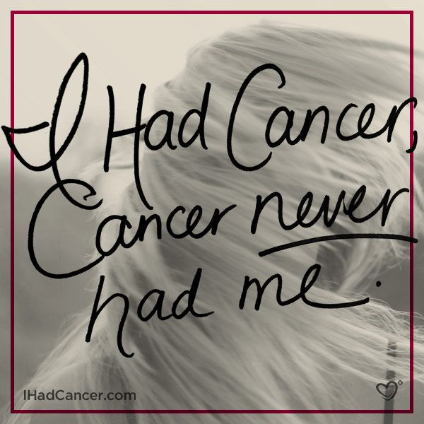 25+ Best Inspirational Cancer Quotes On Pinterest