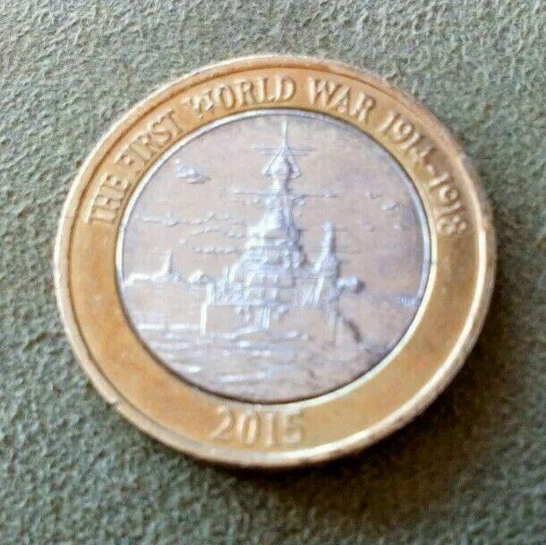 2011 2 pound coin