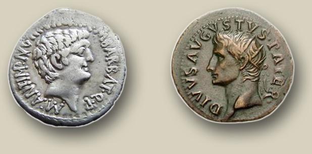Second Triumvirate of Antony, Lepidus, and Octavian