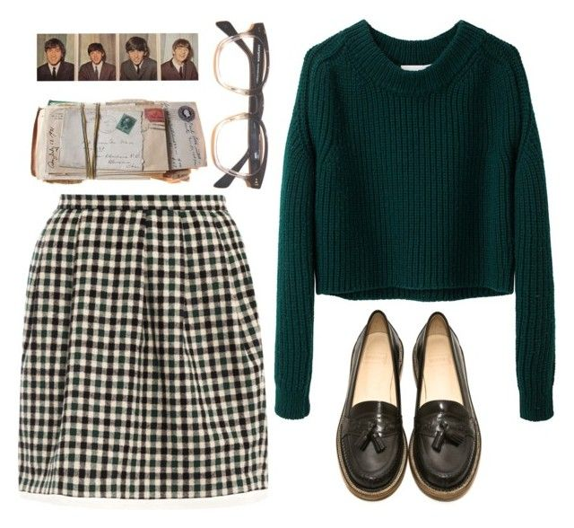 The Beatles - Yesterday by dasha-volodina on Polyvore featuring 3.1 Phillip Lim, Raoul and B Store