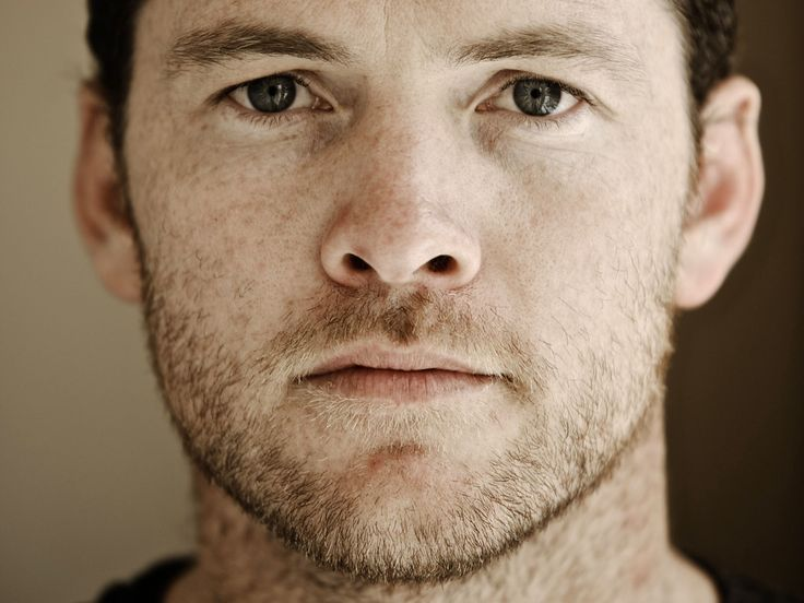 .: Beards, Eye Candy, Worthington Wallpapers, Inspiration, Color, Eyec Was, This Men, Hot, Sam Worthington