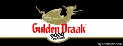 Van Steenberge Gulden Draak 9000 Quadruple will be available at Christmastime at Tully's