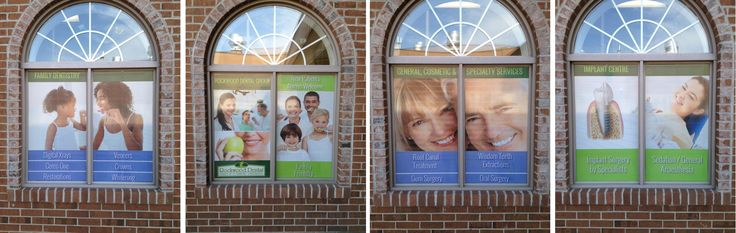 These window graphics are looking pretty good, if we do say so ourselves ;)   #WindowGraphics #Mississauga