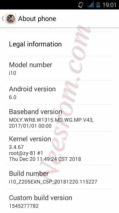 Imam i10 Flash file firmware Rom without password from your direct