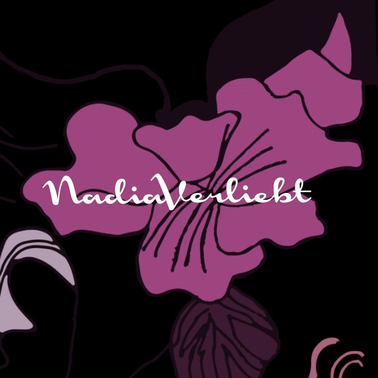 #nadiaverliebt #brand #design #flower #drawing #illustration #graphisart #art #crafts #label #logo