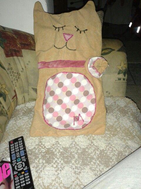 Cat pillow :)
