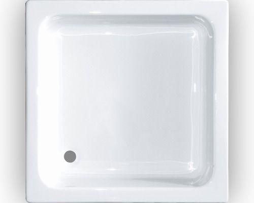 Duschwanne Kaldewei 80x80x14 cm weiß (mit Bildern