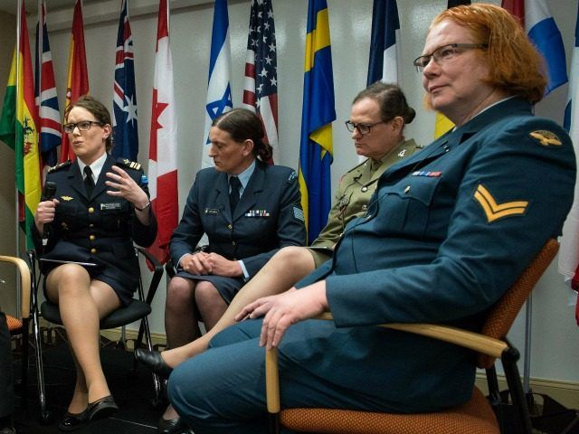 Transgender Men in Women's Showers Must Get 'Dignity and Respect,' Says U.S. Army
