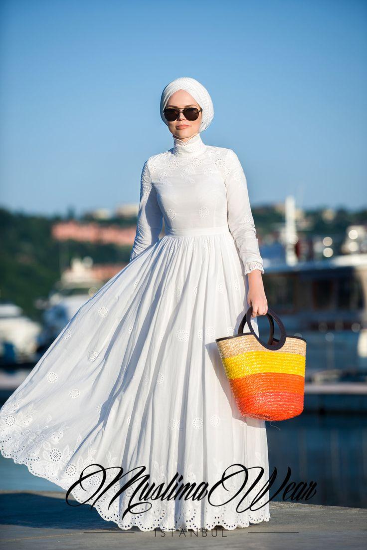 Pure Cotton Dream Dress Muslima Wear – Muslima Wear Design and Styling