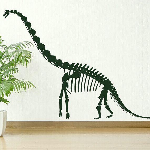 Unique Dinosaur Wall Decals