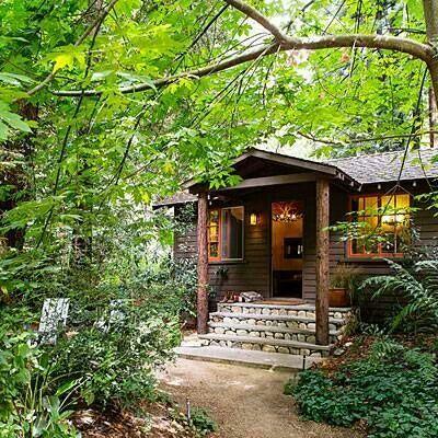 Glen oaks cabins big sur ca it 39 s a big world for Big sur cabin e campeggi