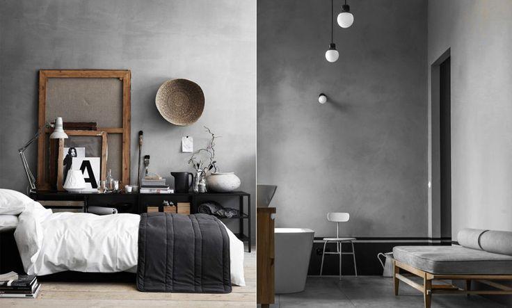 Bildresultat för grå inredning sovrum