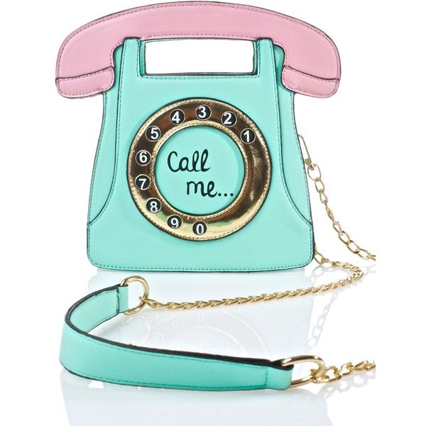 Pastel Phone Crossbody Bag (815 MXN) ❤ liked on Polyvore featuring bags, handbags, shoulder bags, vegan handbags, metallic handbags, chain shoulder bag, faux leather handbags and faux leather crossbody