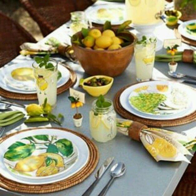La Table De Giselle Instagram Life Gives You Lemons