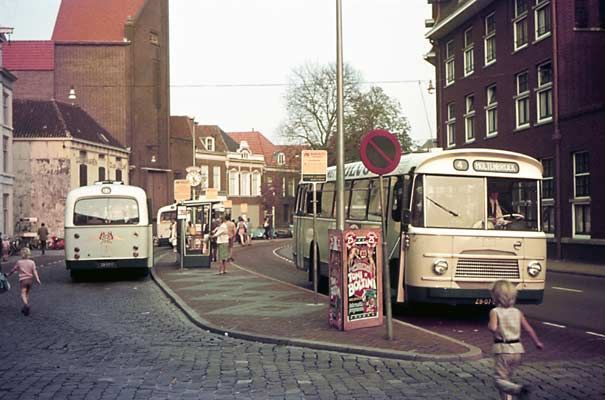 Gasthuisplein Zwolle (jaartal: 1970 tot 1980) - Foto's SERC