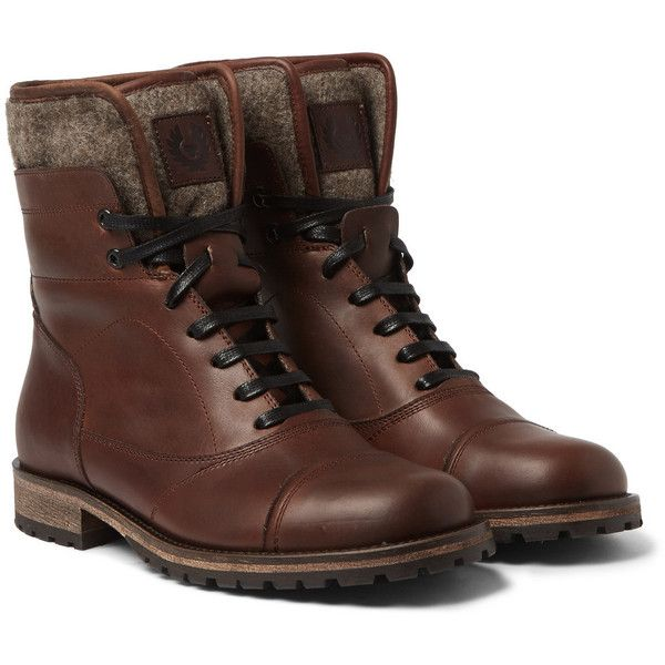 25 best brown leather boots mens ideas on
