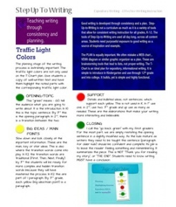 1000 images about step up to writing on pinterest 2 step anchor