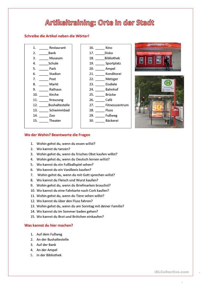 The 32 best DAZ images on Pinterest | German grammar, German ...