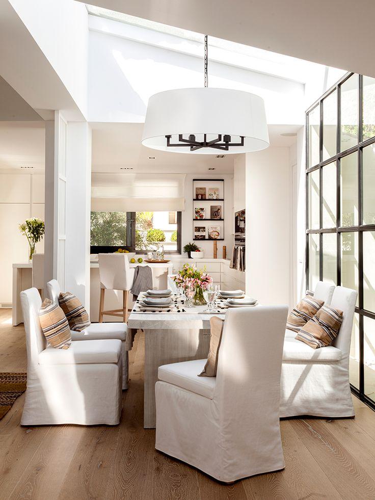 C mo decorar y distribuir un sal n en forma de l casa - Como decorar un salon en forma de l ...