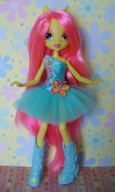 Equestria Girls Fluttershy doll | fluttershy | Equestria ...