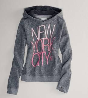 American Eagle New York City Hoodie