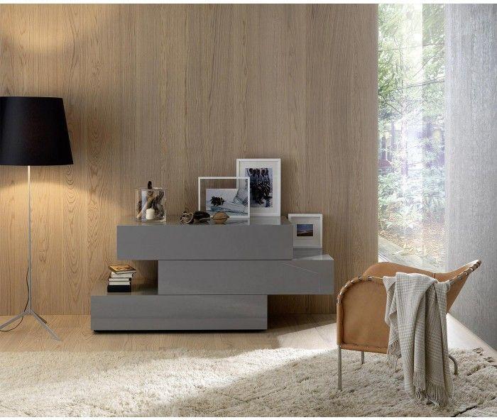 Außergewöhnliche Design Kommode Valeo von Livitalia aus Italien.  #drawer #Kommode #modern #minimalistisch #einrichten #dresser #furniture #interiordesign #Wohnzimmer #livingroom #Schlafzimmer #bedromm #einrichten #inspiration