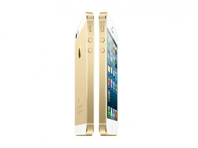 Gold iPhone 5S 'Confirmed' http://www.ubergizmo.com/2013/08/gold-iphone-5s-confirmed-by-reuters/