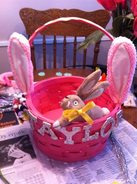 Best 25 homemade easter baskets ideas on pinterest easter 2015 diy easter basket idea 10 fun and creative homemade easter basket ideas negle Image collections