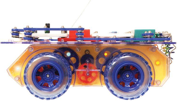 Elenco Snap Circuits RC Snap Rover - Virtuabotix LLC
