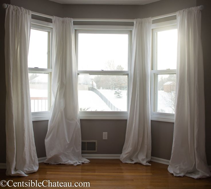 best 25 bay windows ideas on pinterest curtains in bay window bay window seats and curtains. Black Bedroom Furniture Sets. Home Design Ideas