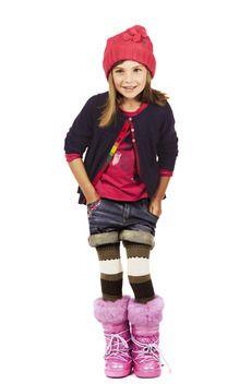 Mode enfant Printemps/Été 2013