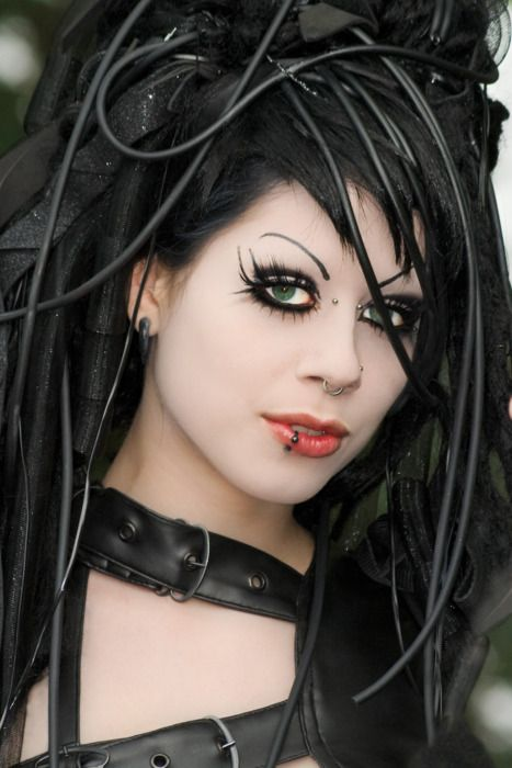 1000+ Images About Cyber Goth - Costume Night! On Pinterest