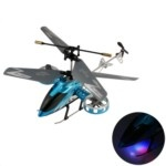 Z008 4-channel Remote Control Rechargeable Mini Helicopter(Blue)