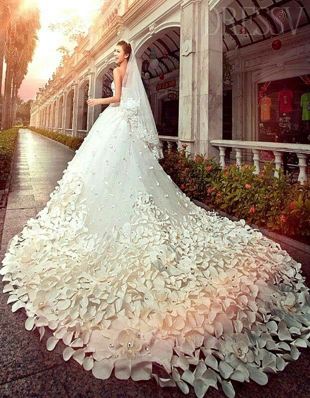 #WeddingDress by DressV