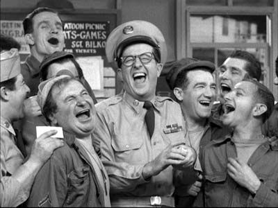 Happy Birthday, Phil Silvers: From Burlesque and Blinky to Bilko and Beyond