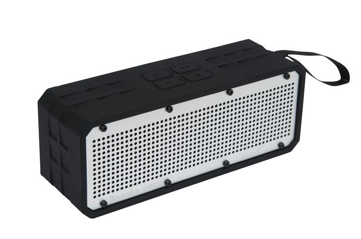 Whether you're setting out on a big adventure, or just taking a day trip to the beach, the Sprout Nomad Bluetooth speaker is your perfect travel companion! Price: $149.99 #audio #bluetooth #speakers #beach #roadtrip #sprout #sproutinc #freedomtogrow #sproutaus