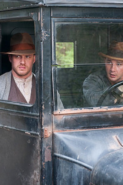 Tom Hardy & Shia Labouf in Lawless...such a good movie!